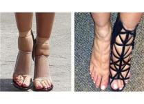 Si të mos vuani nga fryrjet dhe enjtja e këmbëve (Foto)