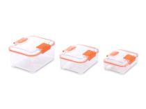 3 kuti plastike Brava Delimano