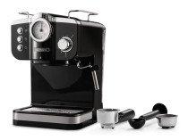 Aparat për kafe Espresso Deluxe Noir Delimano