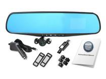 Kamera dhe pasqyra HD për makinë