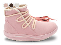 Çizme të shkurtëra Comfort Lace Walkmaxx