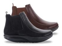 Comfort Style Style Shoes Të Gjata Për Meshkuj Walkmaxx