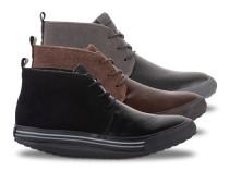Këpucë të thella 4.0 për meshkuj Walkmaxx Pure