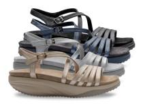 Sandalet Elegante Pure Për Femra Walkmaxx