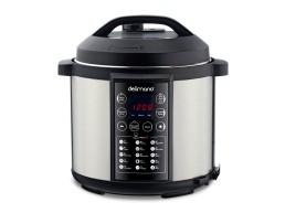 Tenxhere elektrike Multicooker me presion PRO 5.5 l Delimano