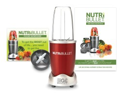 Nutribullet® 600 Red Delimano