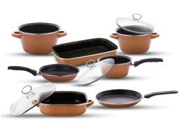 Delimano Royal Set Delimano CopperLUX