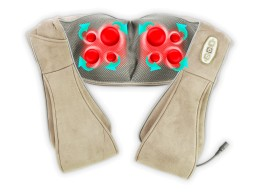 Masazhues 3D Shiatsu për trup Wellneo