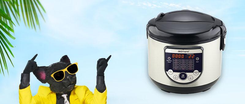 Tenxhere Multicooker 18në1