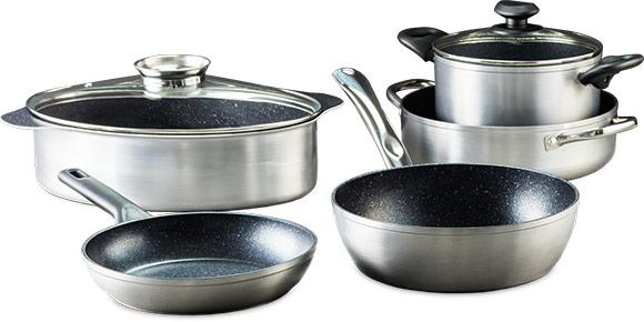 Delimano Adriano's Ultimate Cookware Set