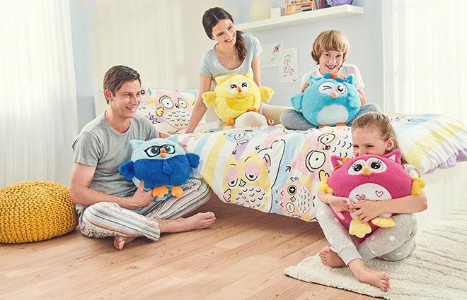 Bufi ekspresiv Family 3në1